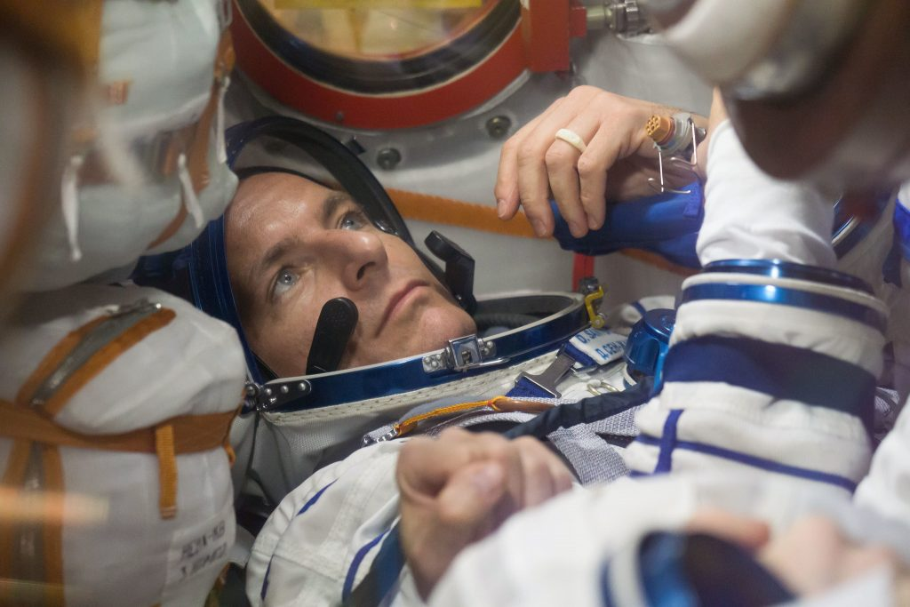 CSA Astronaut David Saint-Jacques