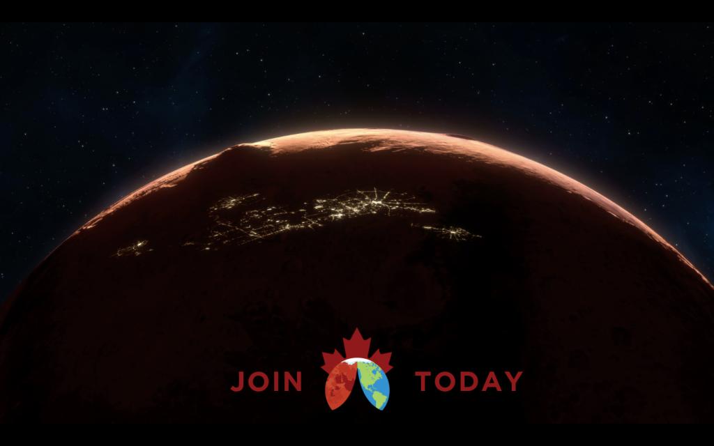 Mars Society of Canada membership