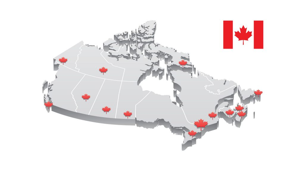Canada Chapters