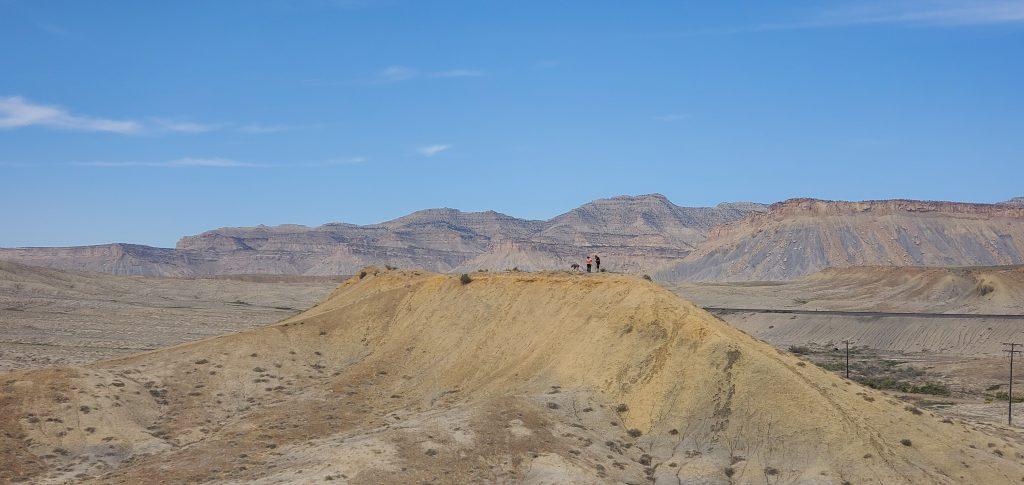 Utah Desert Mars