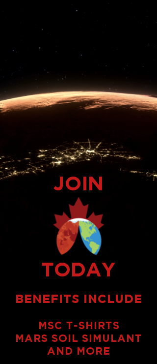Mars Society of Canada Membership